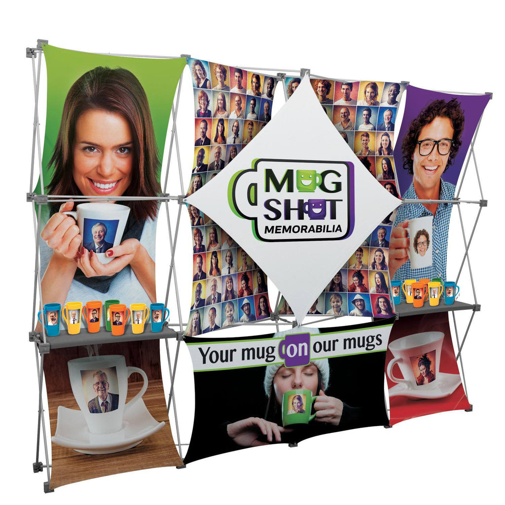 10' Montage Display - Godfrey Group