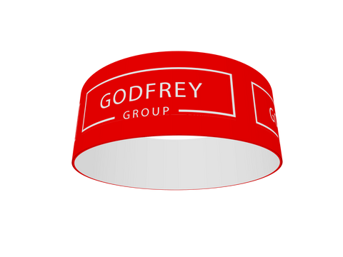 Round Hanging Header, 10'd x 4'h - Godfrey Group