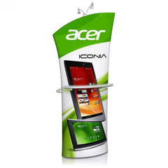 Stretch fabric banner stand - Godfrey Group