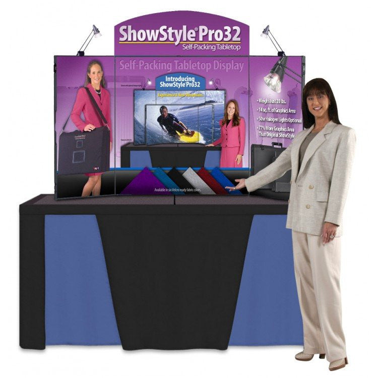 ShowStyle Pro 32 Self Packer - Godfrey Group