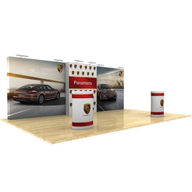 20' Pop Up Display Package - Godfrey Group