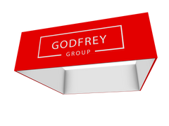 Square Hanging Header, 12' x 5'h - Godfrey Group