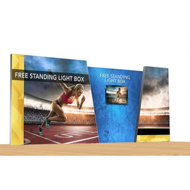 20' Modular Light Box Exhibit - Godfrey Group