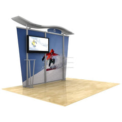 10' Modular Hybrid Display - Godfrey Group