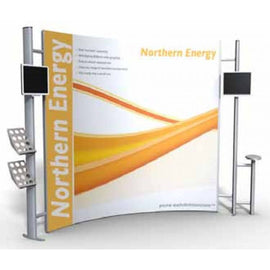 10' Tool-less Modular Exhibit - Godfrey Group