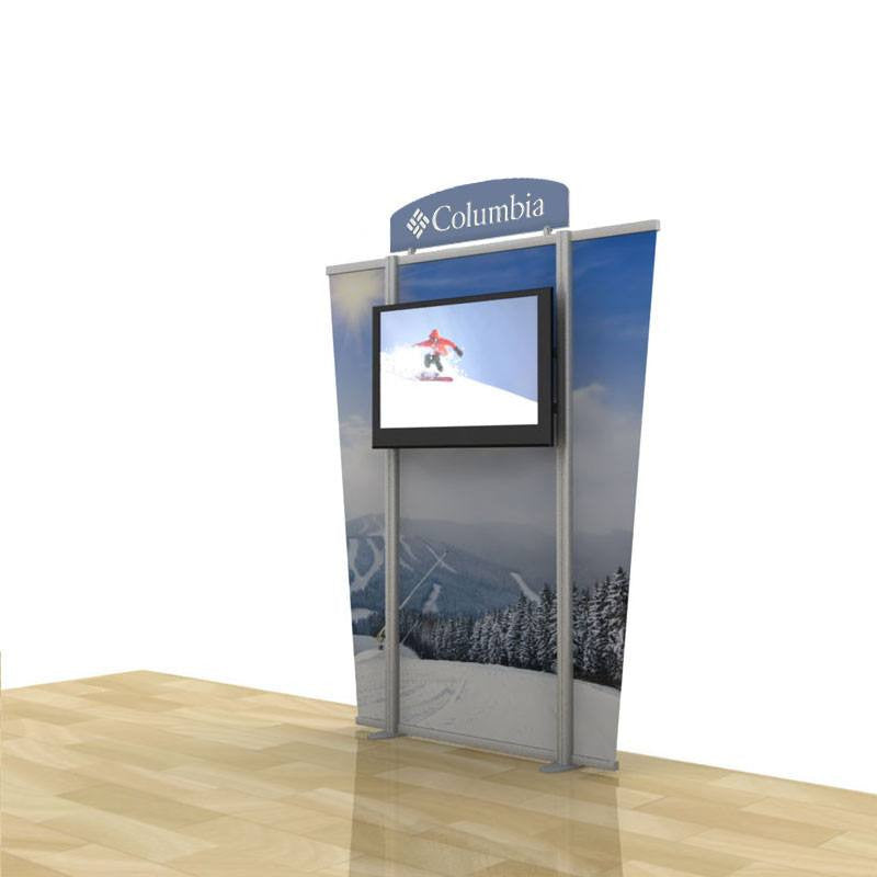 Freestanding Hybrid Monitor Display - Godfrey Group