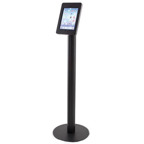 Freestanding tablet stand