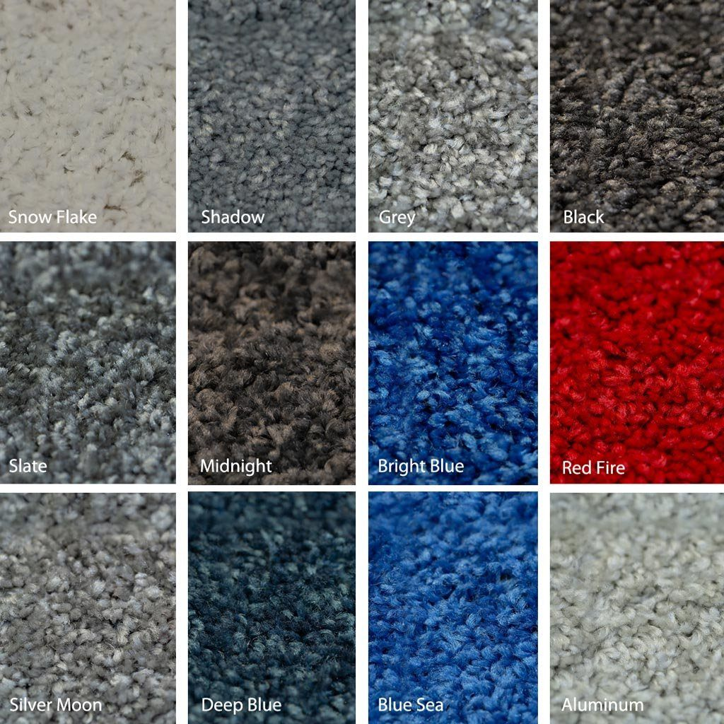 Trade Show Carpet (3 weight options, 12 colors)