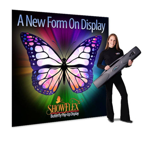 ShowFlex Freestanding Display - Godfrey Group