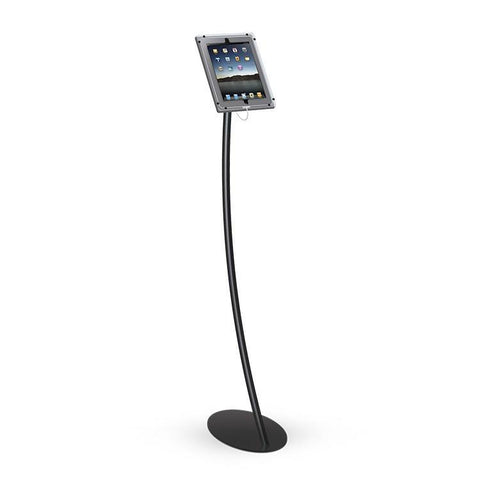 Curved iPad stand - Godfrey Group