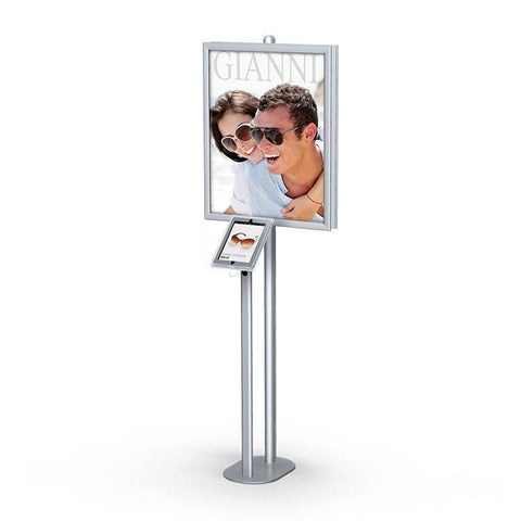 Combo iPad stand and frame stand - Godfrey Group