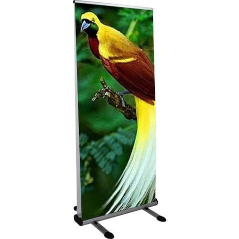 Outdoor Retractable Banner Stand