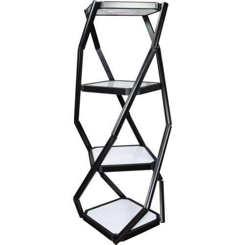 Collapsible Display Tower