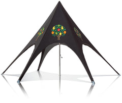 Sky Tent With Full Color Printed Top - Godfrey Group