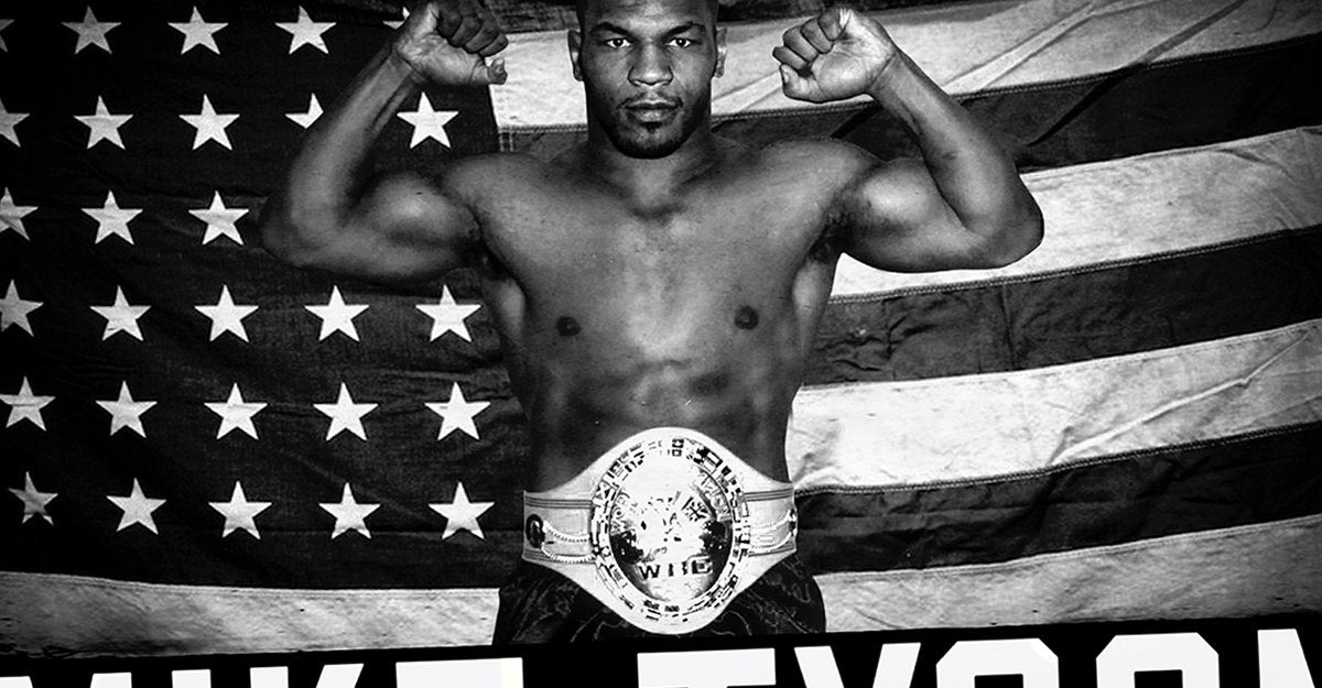 Roots of Fight Europe Mike Tyson
