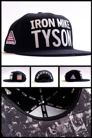 Iron Mike Tyson Snapback hat