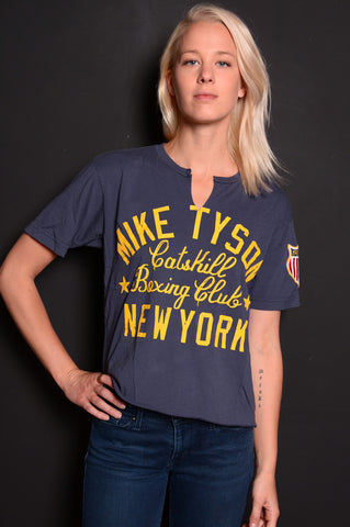 Tyson Kid Dynamite Women's Custom Tee