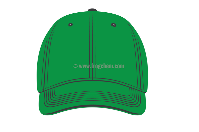 Green Caps (10 pcs)