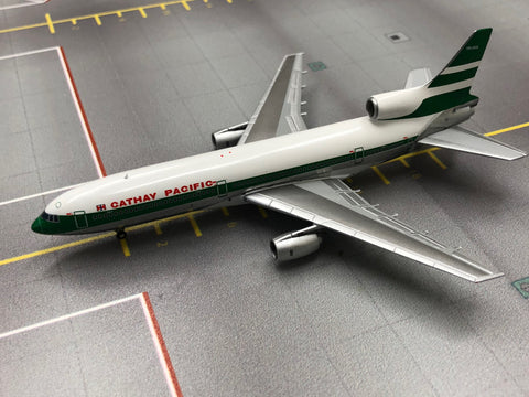 JC Wings 1:400 Cathay Pacific Lockheed L-1011 TriStar VR-HOA JCCPA1011