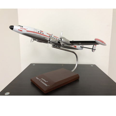 Executive Series TWA 1:100 L-1049G Lockheed Constellation KL1049TWAT