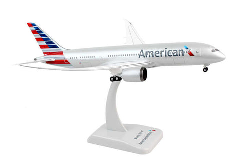 Hogan Wings American Airlines 787-8 1:200 w/Gear Inflight Wings FREE S&H!