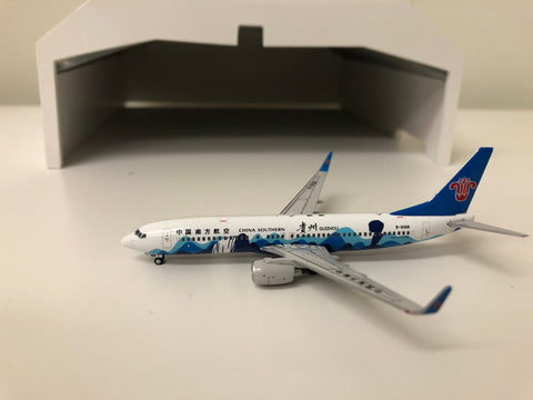JC Wings 1:400 China Southern B737-800(W) Guizhou Livery) B-6068 JC4CSN161