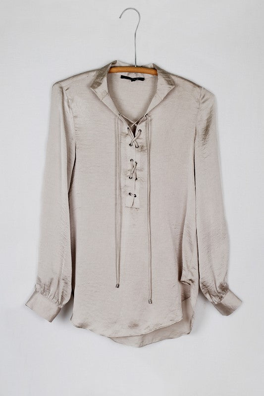 Work to Play Blouse