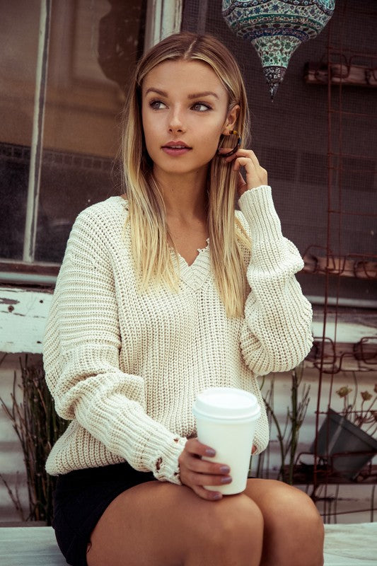 Old Faithful Knit Sweater