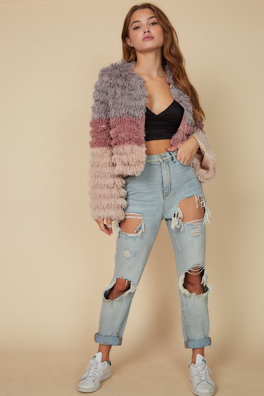Calliope Fur Jacket