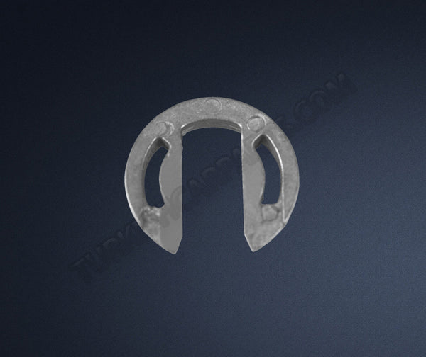 VW Door Lock Ring Non-Slotted KY20330T
