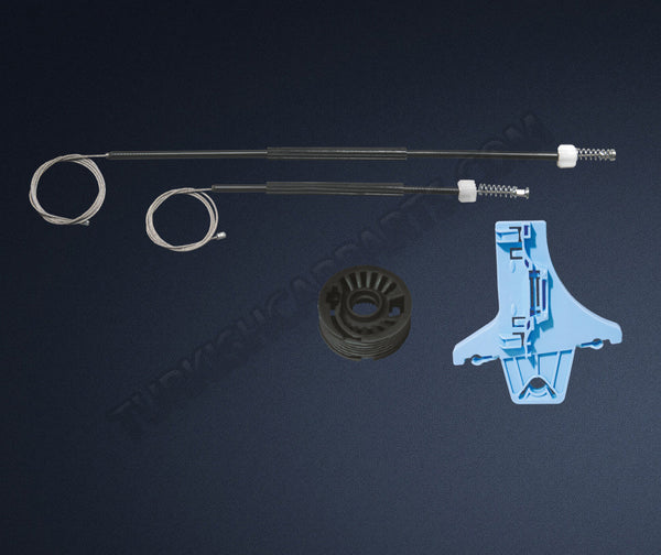 Amarok 2010-On Window Regulator Cable Front Right Repair Kit KY25130T