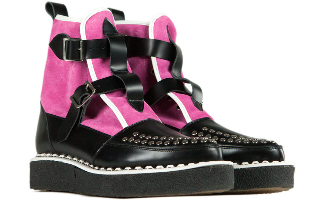 'Creeper Creepers' Boot