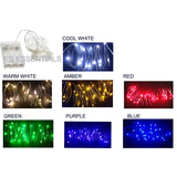 ESE 10ft 30LEDs Fairy Rope Wire String Lights, with Timer AA Battery Powered