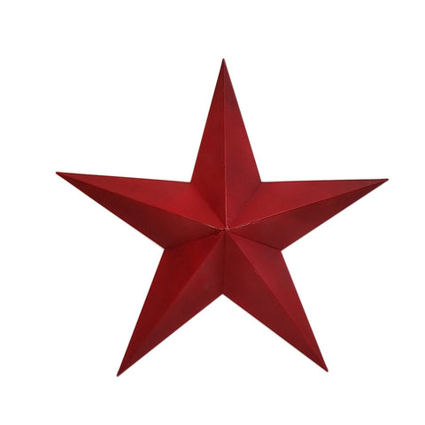 Metal star Wall decor,23.5""