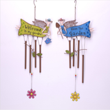 ESE  Iron Fairy Wind Chimes 2 asst.