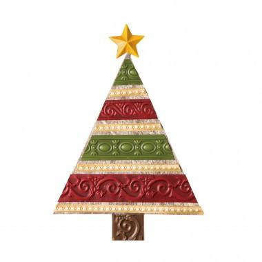 Iron/Wooden Christmas Tree