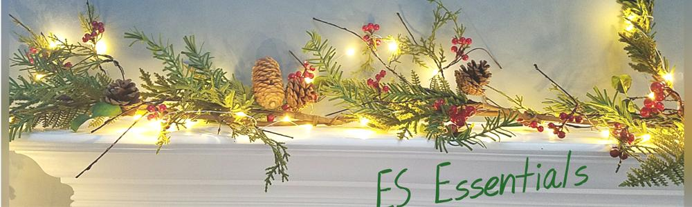 ES Essentials wreath