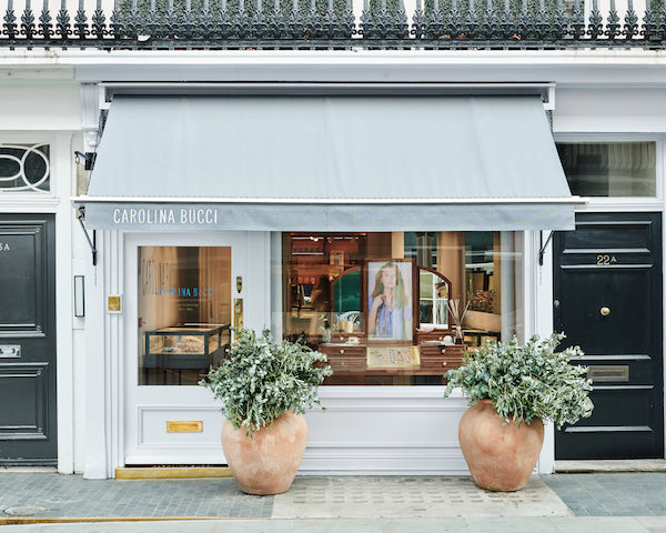 Carolina Bucci London Store Front