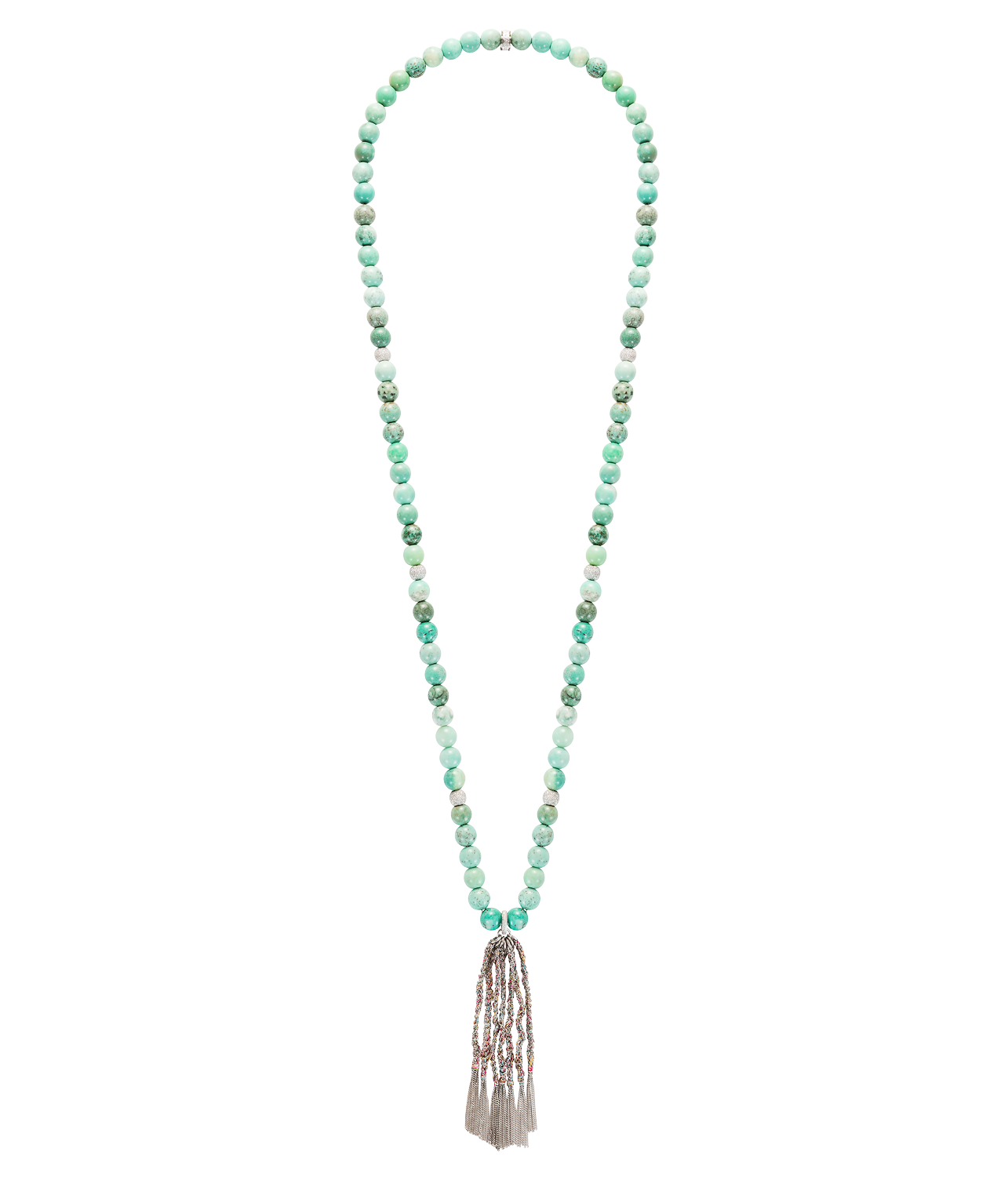 project necklace emery tassel nautical akola products