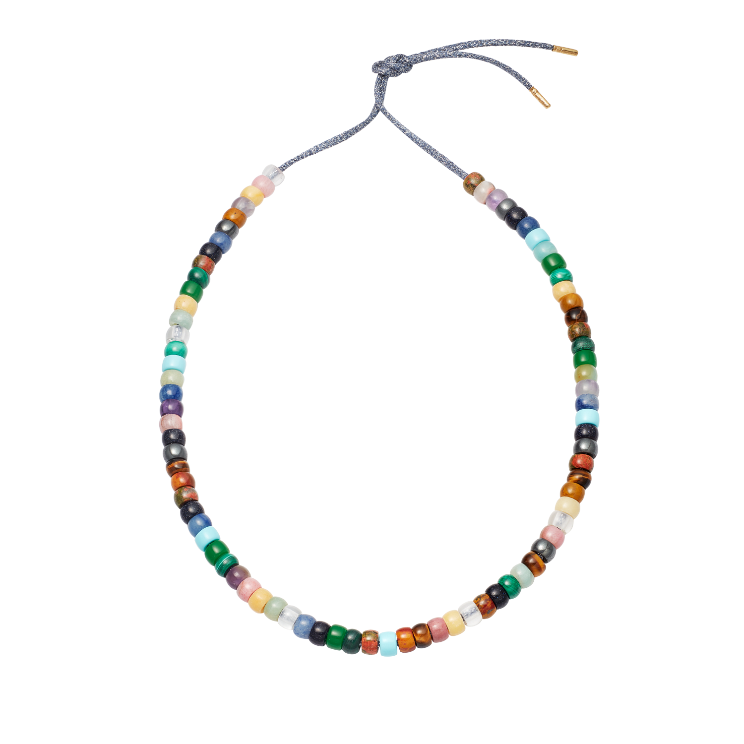 Carolina Bucci Moonbow FORTE Beads Necklace