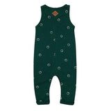 Jumpsuit 'Happy Faces' Rain Forest