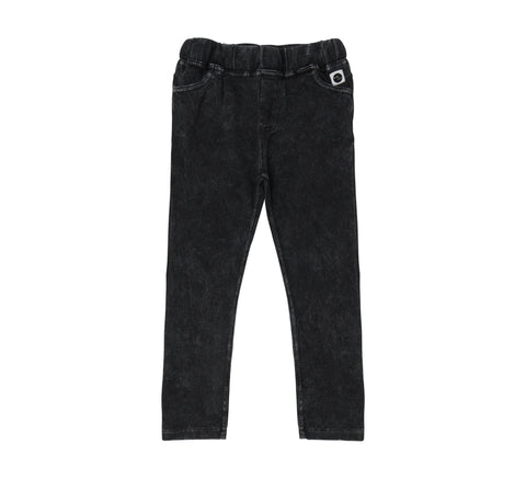 Legging 'Denim Washed' Black
