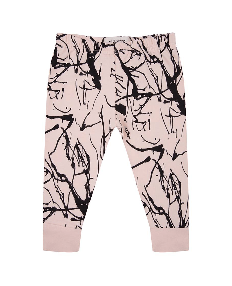 Broekjes - Legging 'Flash' Shallop Shell