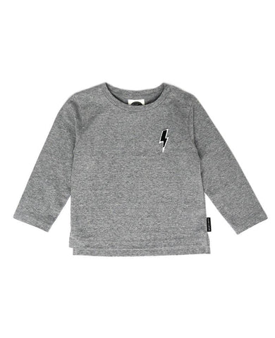Long Sleeve 'Basic grey'