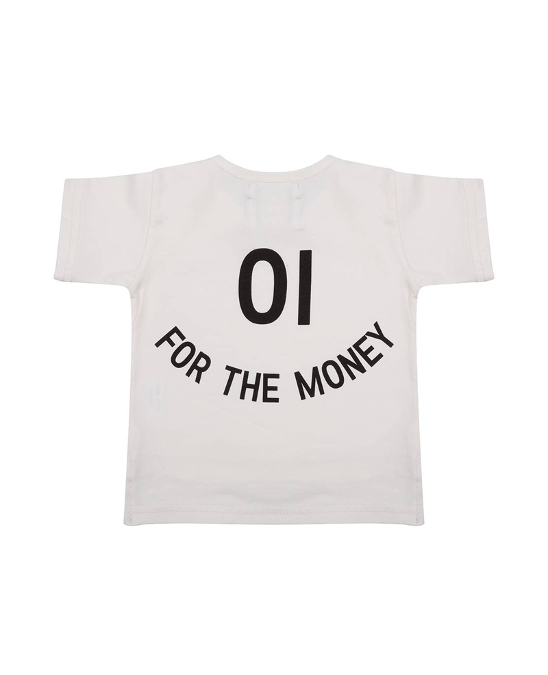 T-Shirt - T-shirt '01 For The Money' Angelwing