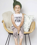 T-Shirt - Tanktop 'Forever Young'