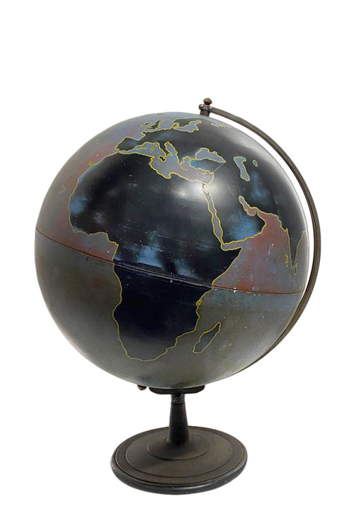 Denoyer  Geppert Globe WWII - aptiques by Authentic PreOwned