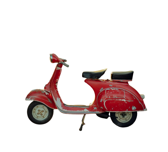 1964 Sears Allstate Scooter made by Piaggio / Vespa - aptiques by Authentic PreOwned