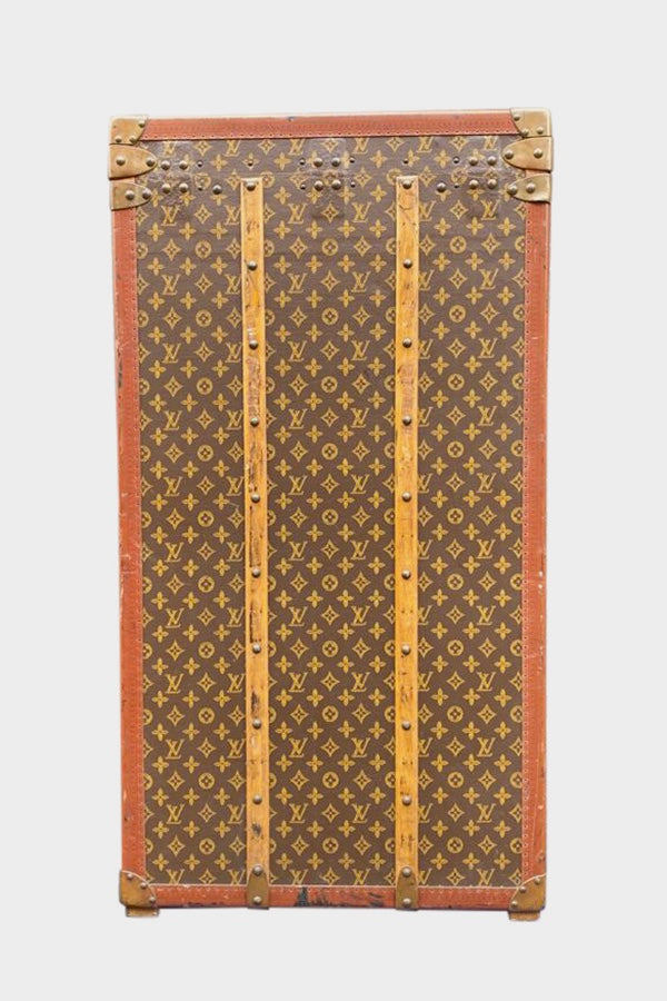 1920's Louis Vuitton Wardrobe Trunk - aptiques by Authentic PreOwned