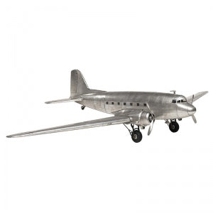 Dakota DC3 Model Plane - aptiques by Authentic PreOwned